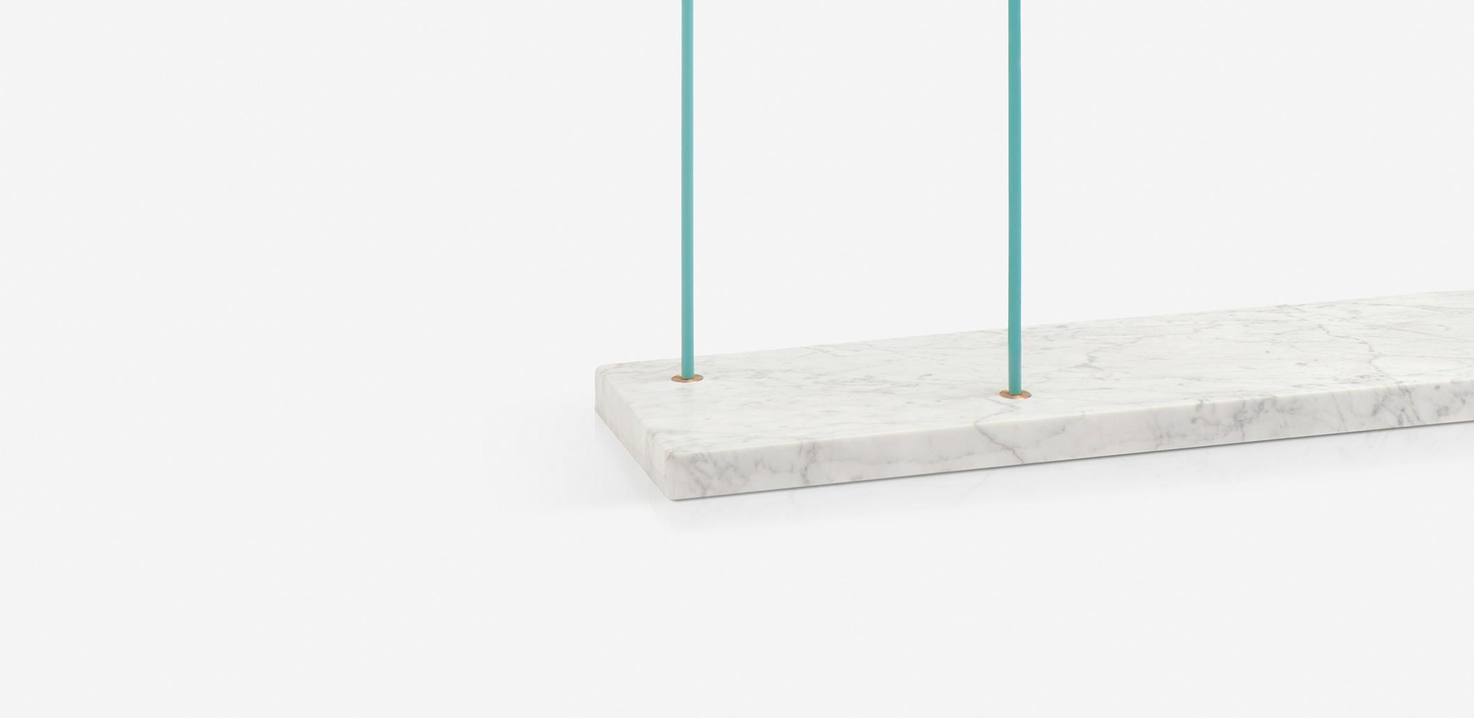 Marblelous rack - MRBL118I [P,U,Y,W] - Carrara or Marquina marble.
