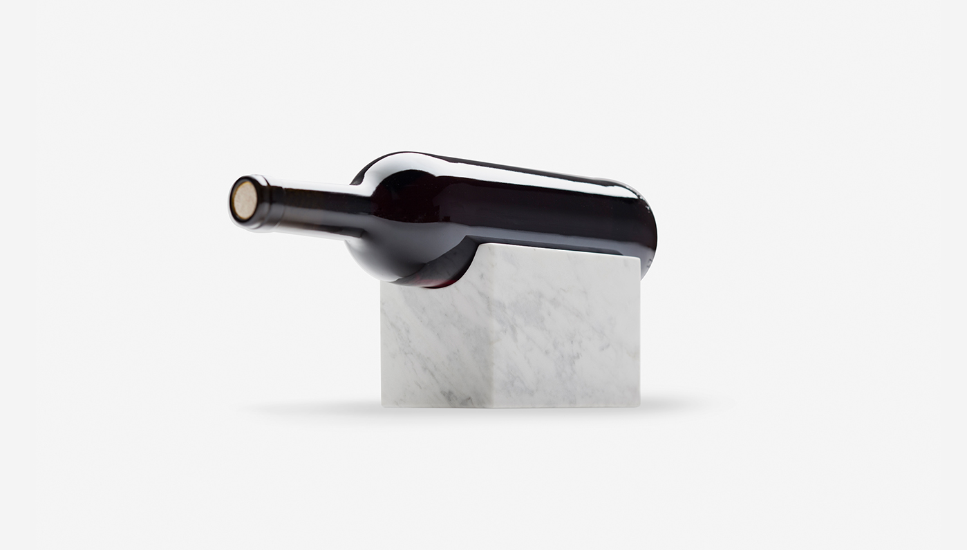 Marblelous Wine Holder