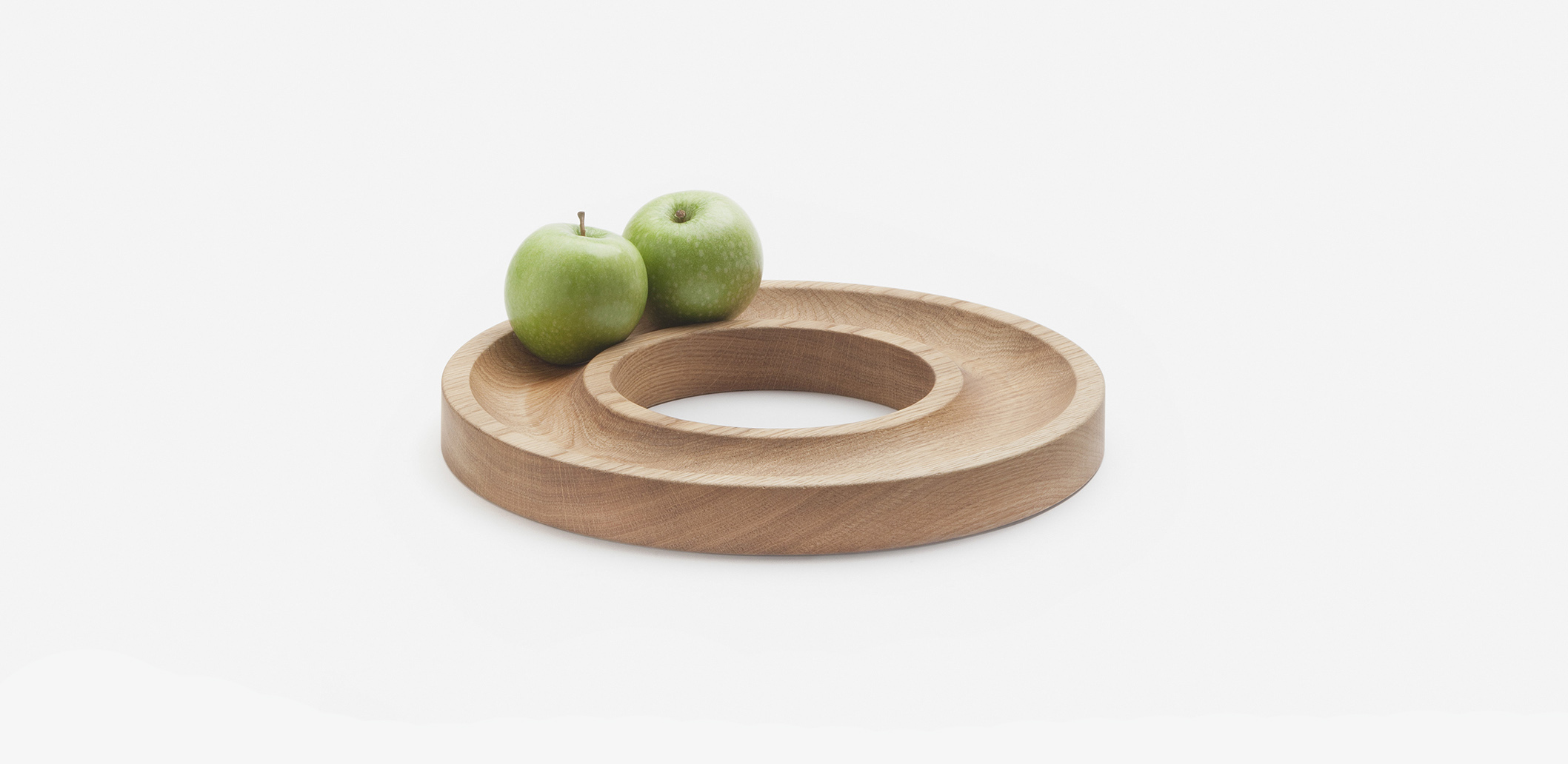 Marblelous Oak ring tray - WOOD205