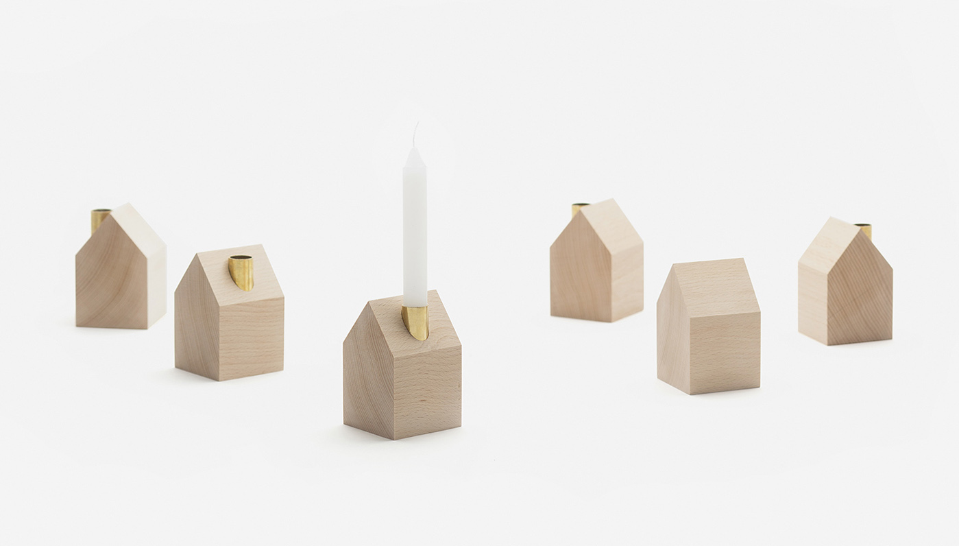 Candle's house